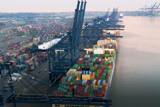 Ports of Felixstowe and Harwich set out joint bid to establish Freeport
