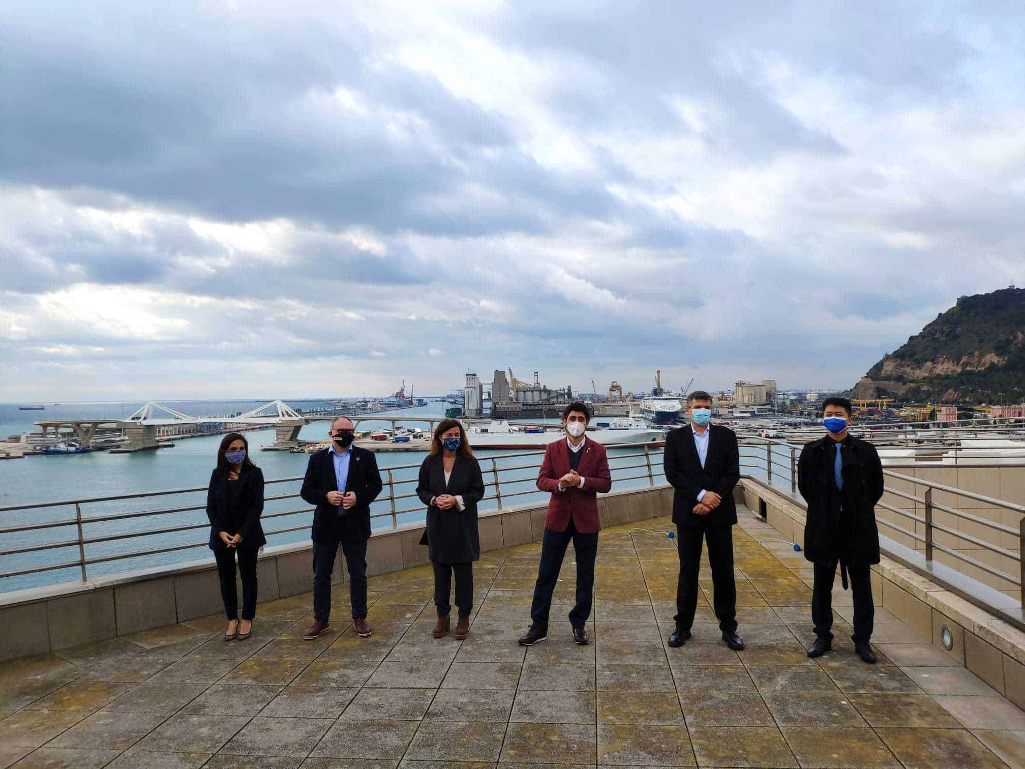 Port of Barcelona begins 5G pilot for geo-positioning of vessels