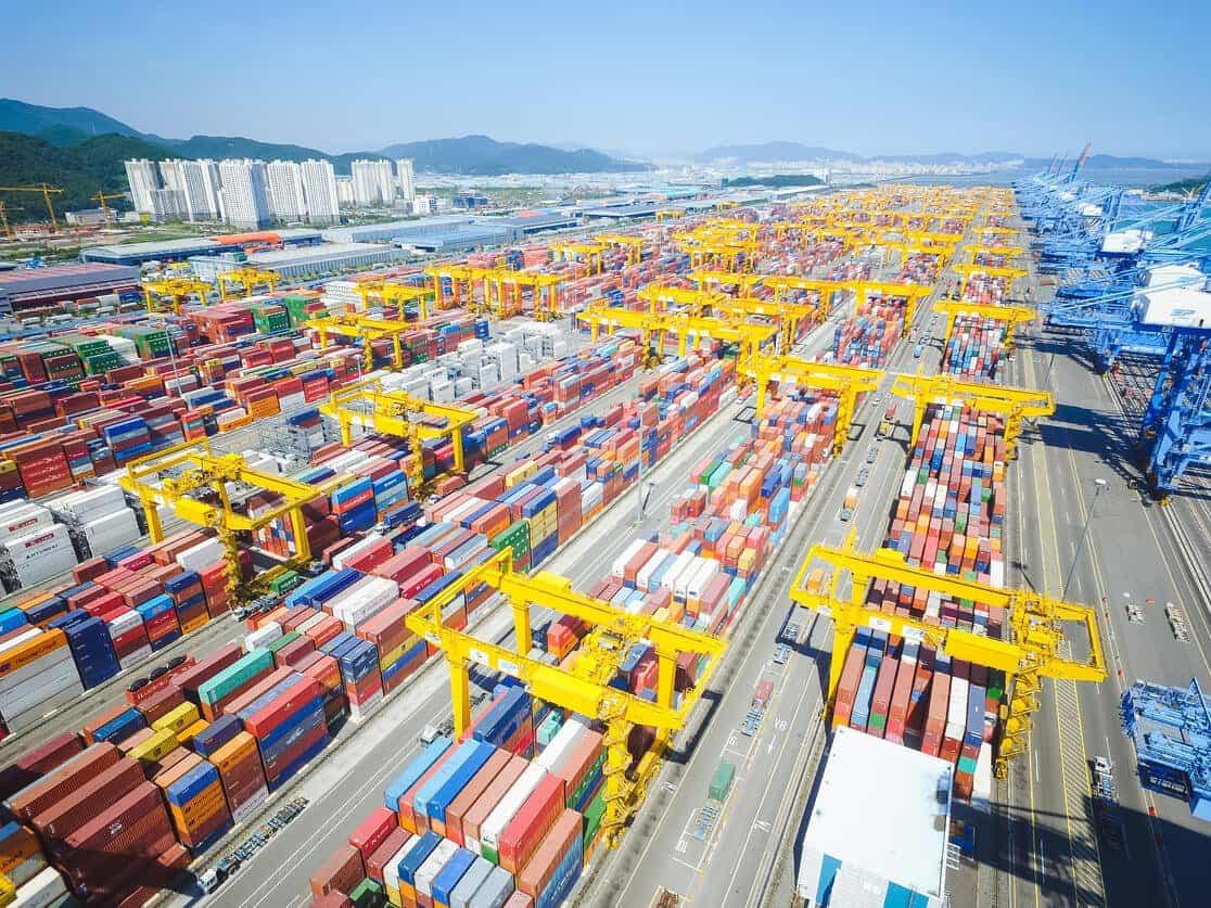 Pusan Newport Company upgrades CyberLogitec TOS