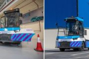Gaussin tests first locally made electric vehicles at Qatar Free Zones