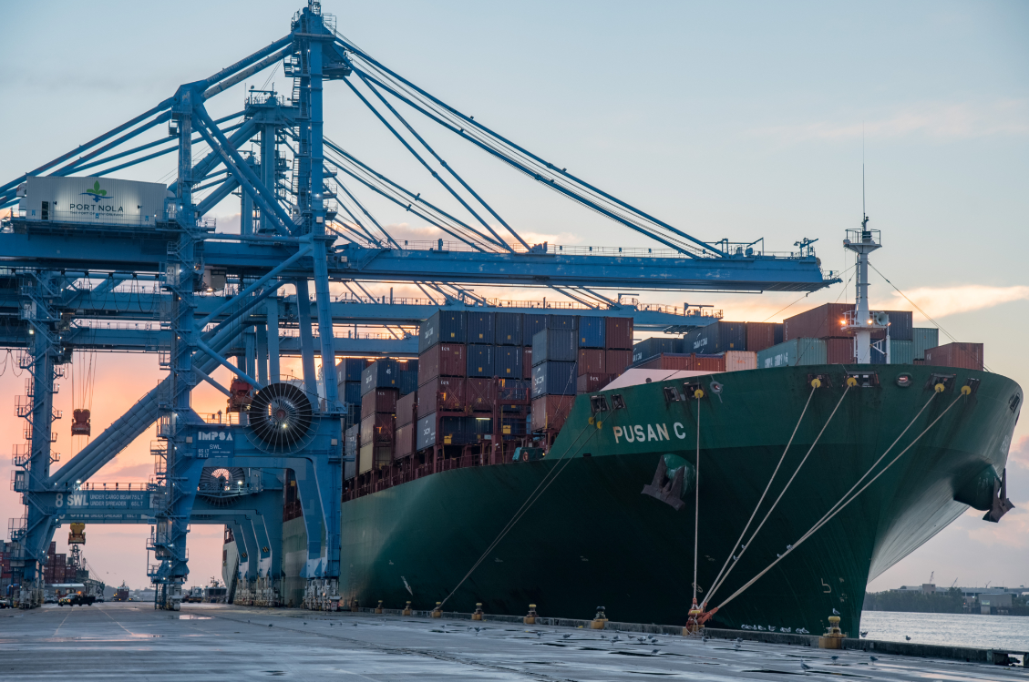Port of New Orleans set to acquire new land for potential new container terminal