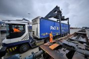 DP World and P&O Ferrymasters begin rolling out integrated maritime and logistics services