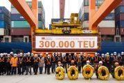 Adriatic Gate Container Terminal reaches 300,000 teu milestone
