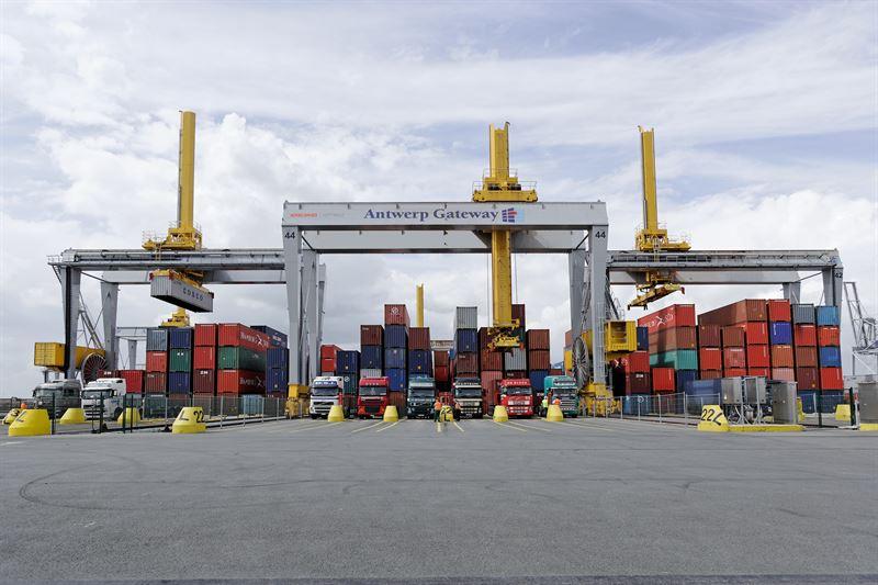 Konecranes secures order from DP World Antwerp Gateway for ASCs
