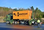Hammar launches electric sideloaders globally