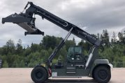 Konecranes delivers its largest reachstacker order to Germany