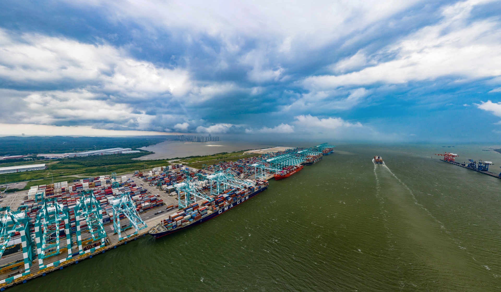 Port of Tanjung Pelepas registers 8% growth in 2020