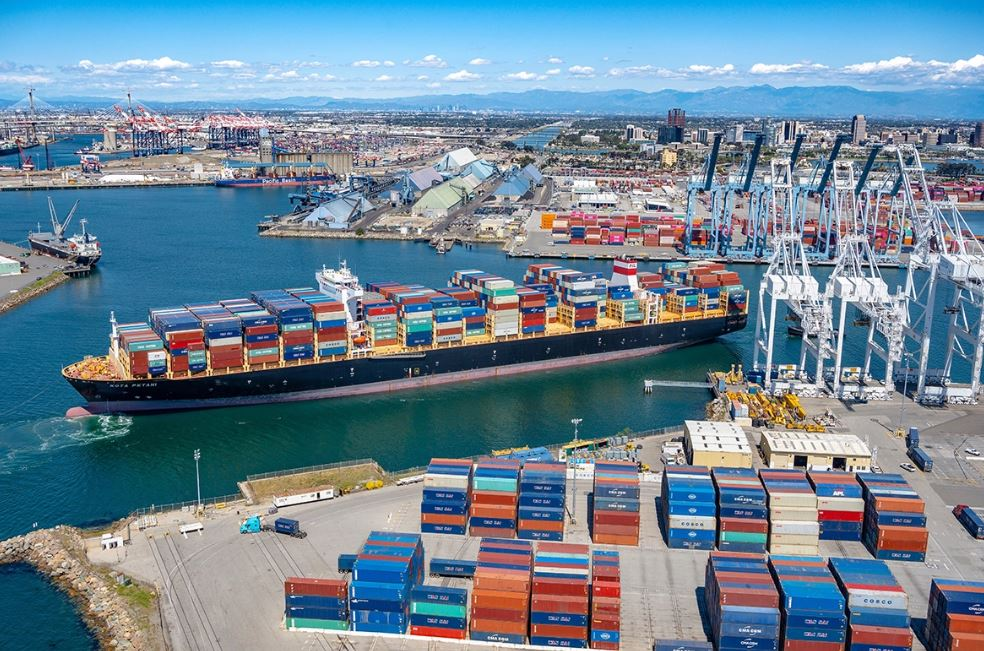 Port of Long Beach marks record year after imports spike