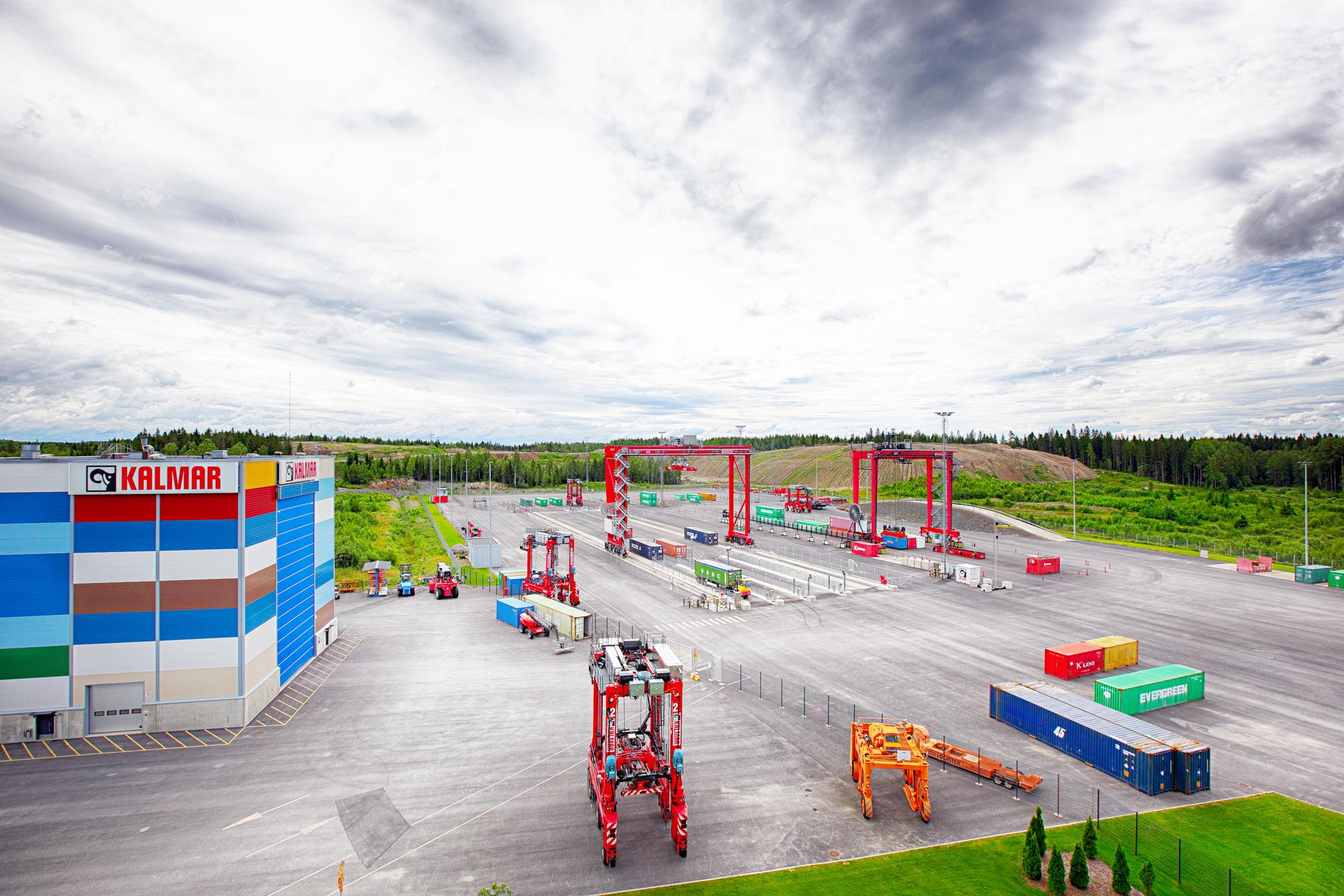 Kalmar and Nokia expand upon partnership in terminal automation