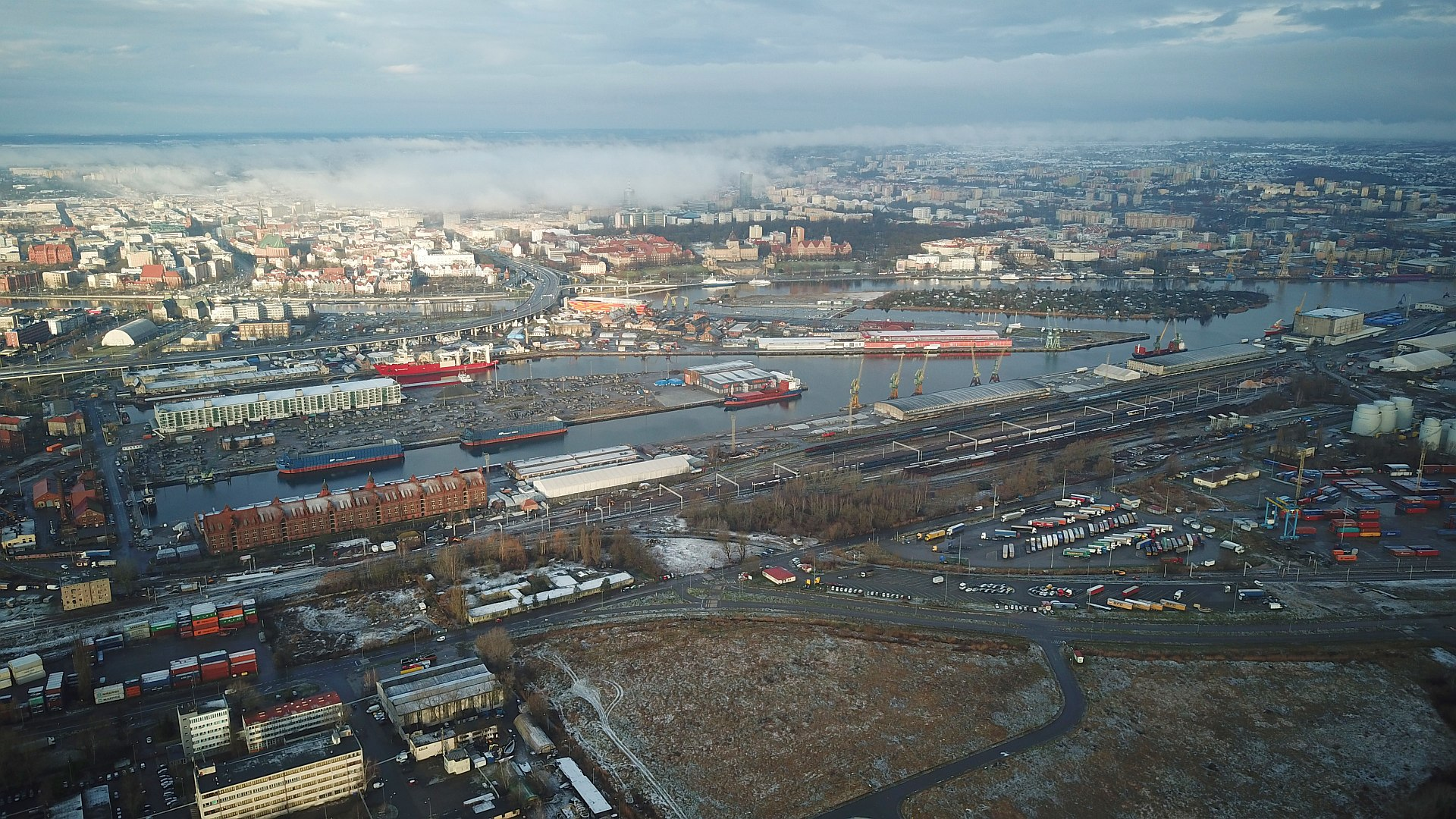 Call for interested parties to lease area at Szczecin port