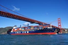 Congestion leads to container volume drop at Port of Oakland