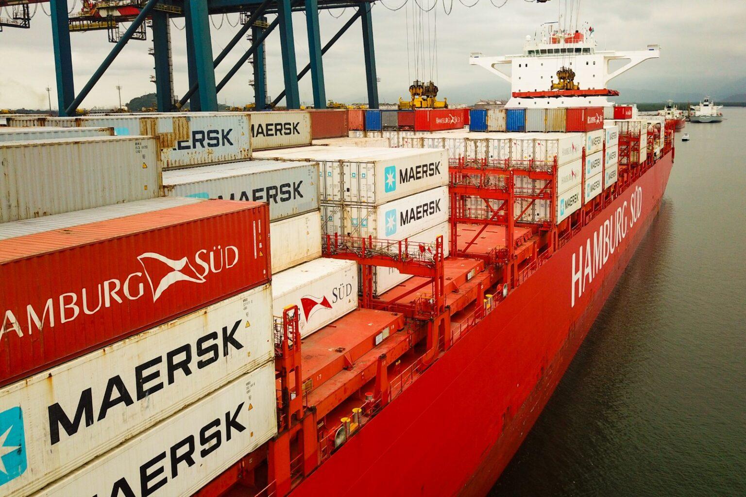 Port of Santos authorised to receive 366 m vessels