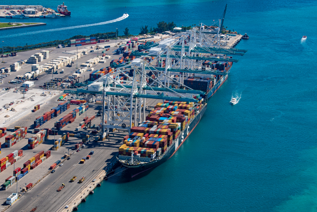 PortMiami sees record cargo activity in January