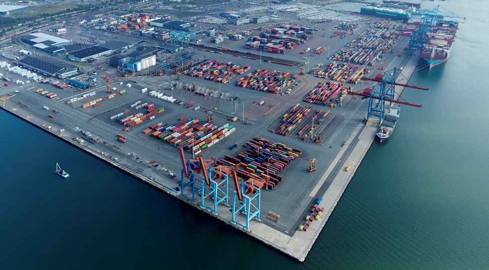APM Terminals to run new Gothenburg short-sea terminal
