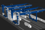 Kuenz to deliver two semi-automated RMGs to Norway