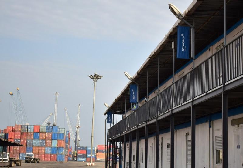 DP World begins operations at Port of Luanda's Multipurpose Terminal