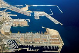 Port of Valencia's new North Terminal does not require a new Environmental Impact Statement
