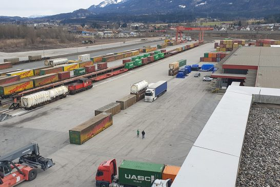 HPC delivers terminal development plan for CCT Villach Süd rail terminal