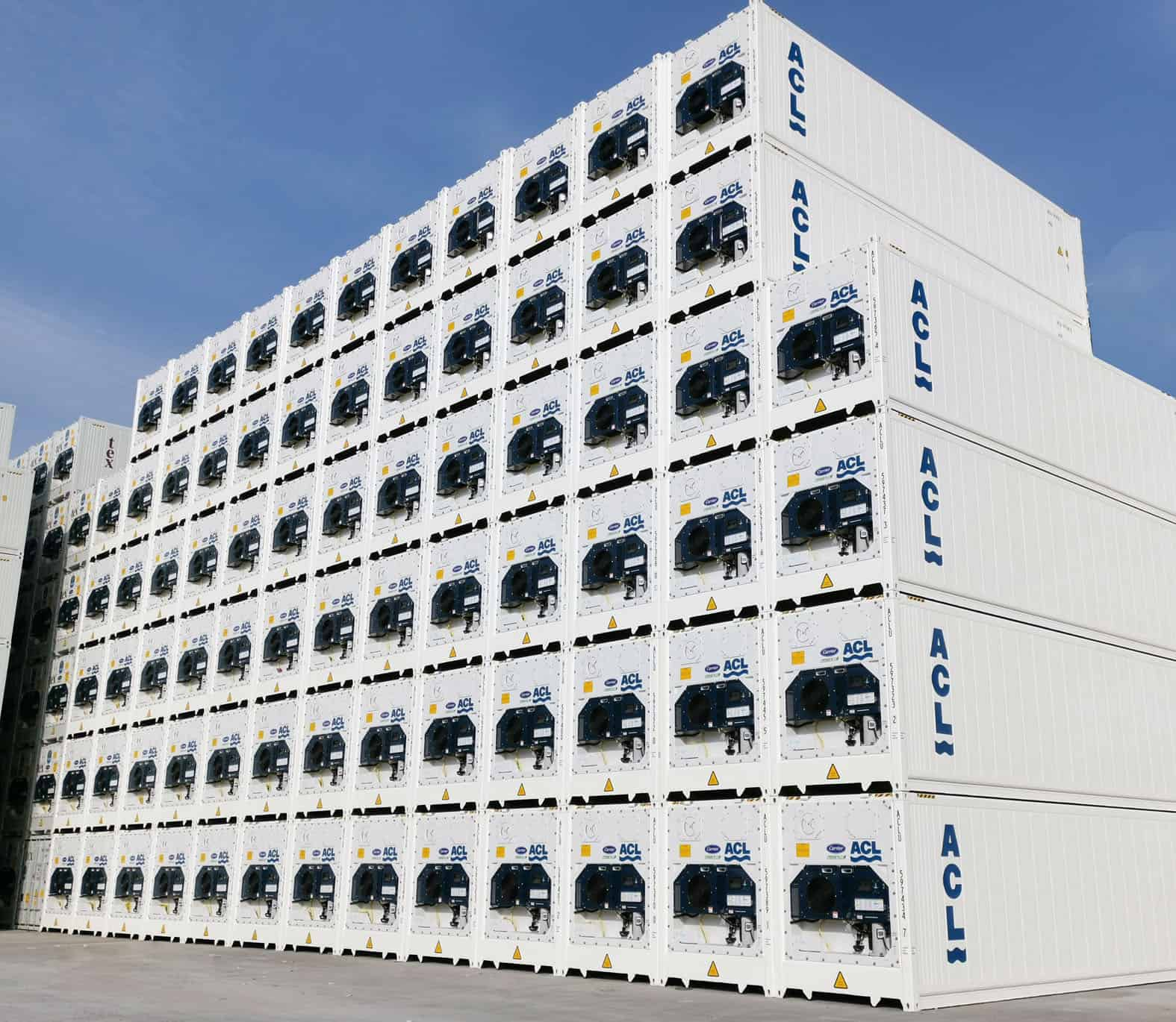 Atlantic Container Line adds 150 PrimeLINE reefer containers