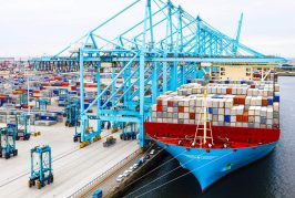 Hutchison Ports to acquire APM Terminals Rotterdam container terminal