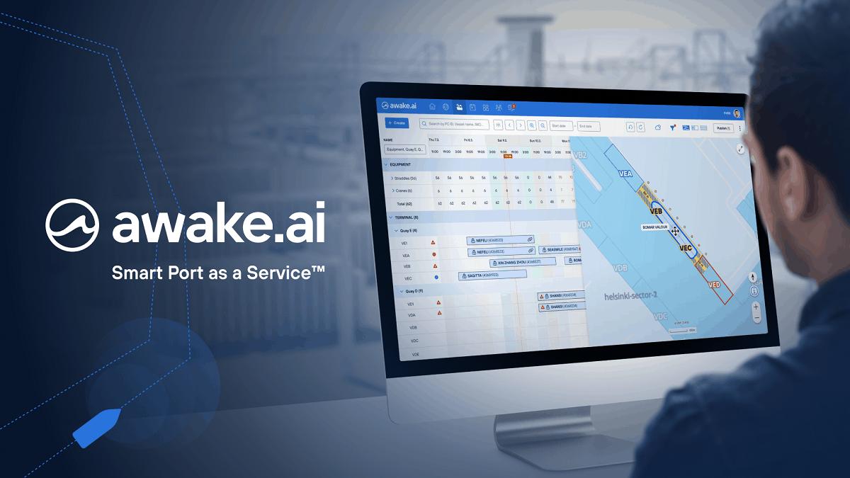 Awake.AI's Berth Planner helps optimise port operations