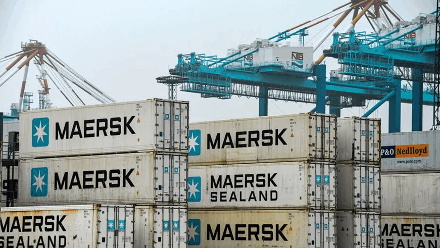 Maersk secures daily rail services from Felixstowe to respond to Brexit and COVID-19