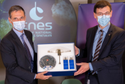 CNES and CMA CGM partner together to create innovative solutions for shipping, logistics and space industry