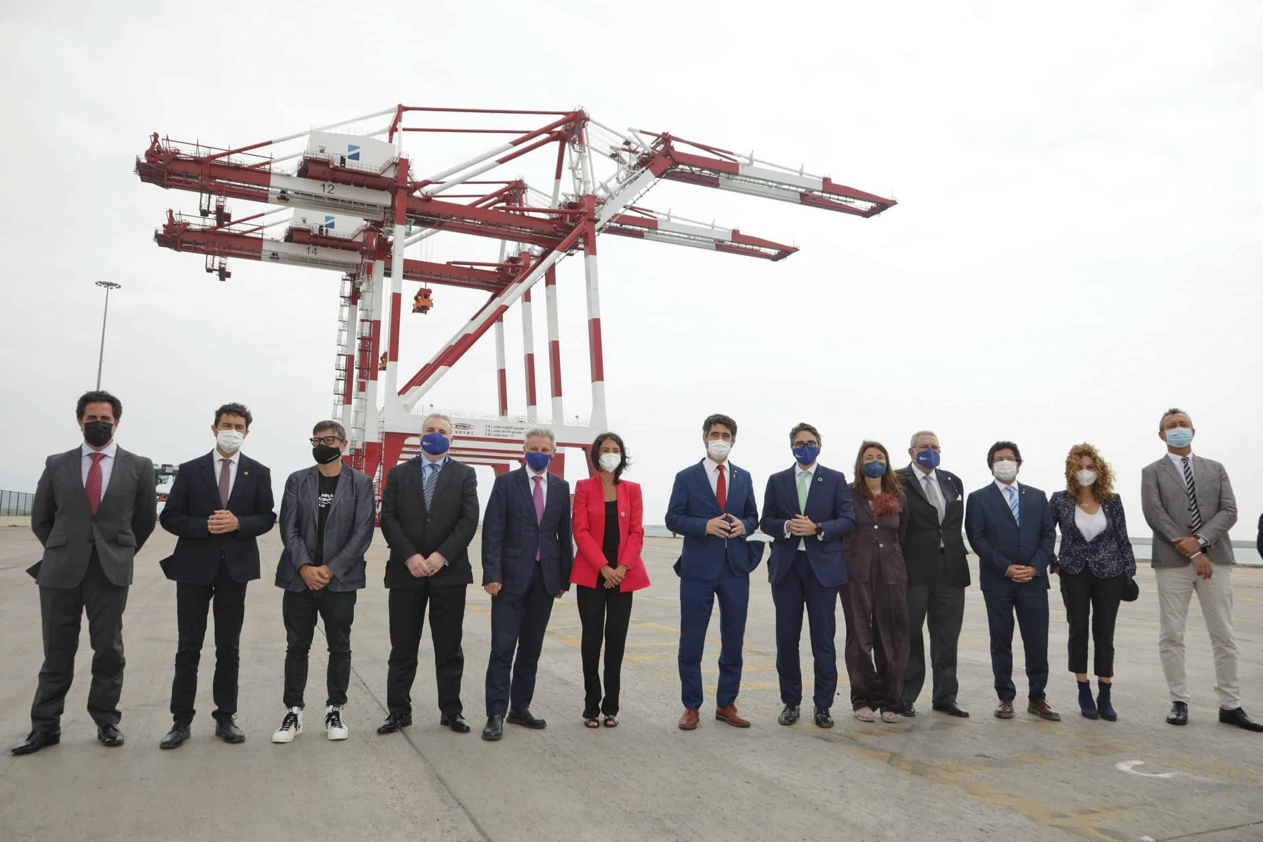 Barecelona Europe South Terminal acquires new port equipment