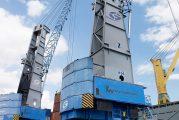 New Konecranes Gottwald MHC for Port of Kingston