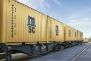 MSC attempts to capitalise on growing use of Asia-Europe rail link