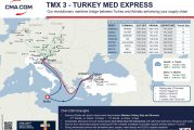 CMA CGM launches new short sea service between Western Turkey and Adriatic