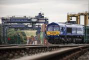 New rail service between DP World London Gateway and Tamworth