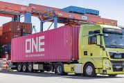 HHLA successfully tests self-driving truck at Container Terminal Altenwerder