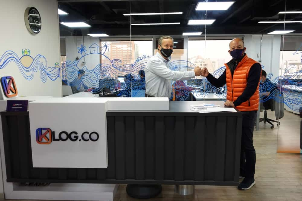 KLog.co joins TradeLens blockchain platform