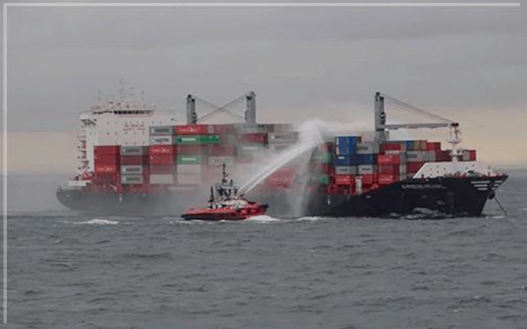 TT Club: X-Press Pearl highlights duty of care in shipping hazardous cargo