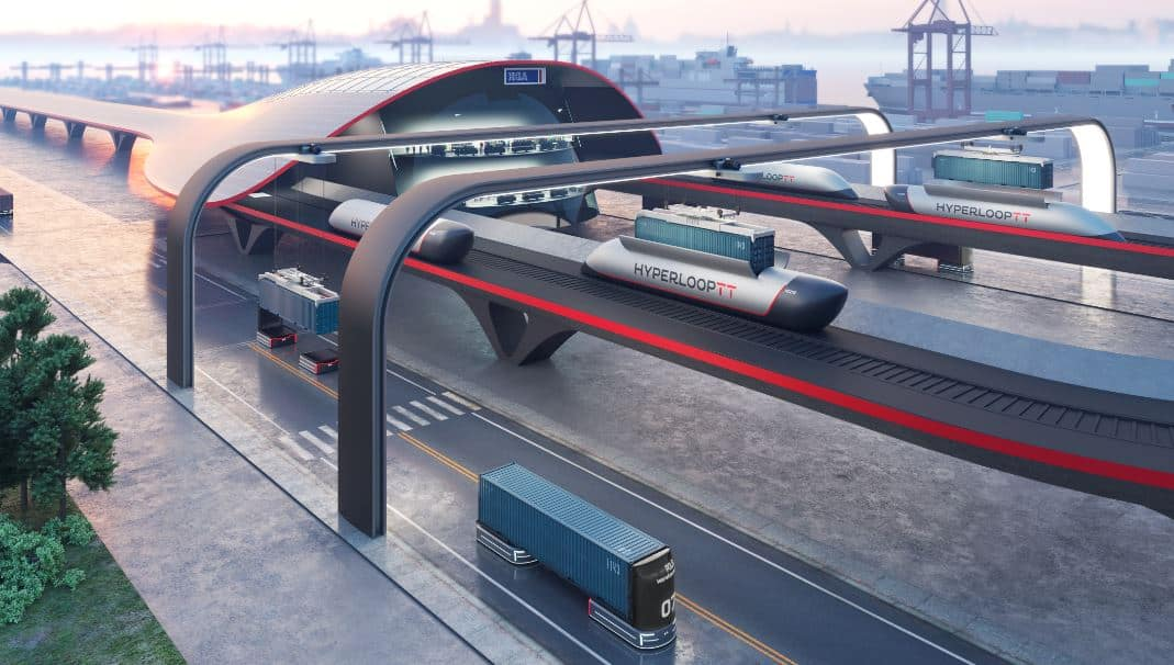 HHLA gears up to unveil virtual reality demonstrator of hyperloop for ports
