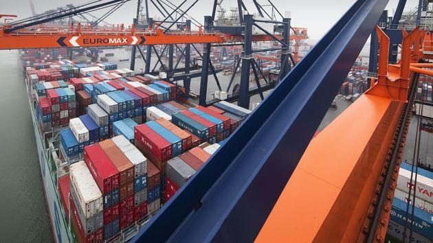 Volumes up at Port of Rotterdam