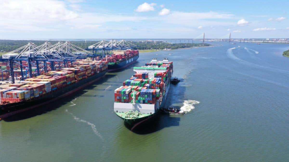 SC Ports achieves record container throughput for FY2021