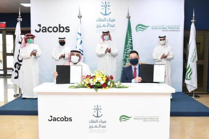 Saudi Global Ports begins upgrades of container terminals in Dammam