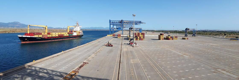 Gruppo Grendi opens new container terminal in Sardinia