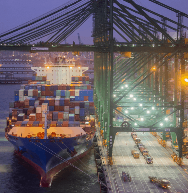 Container volumes up 21% at JNPT