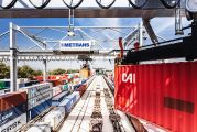 Rail transport boosts HHLA's half year results
