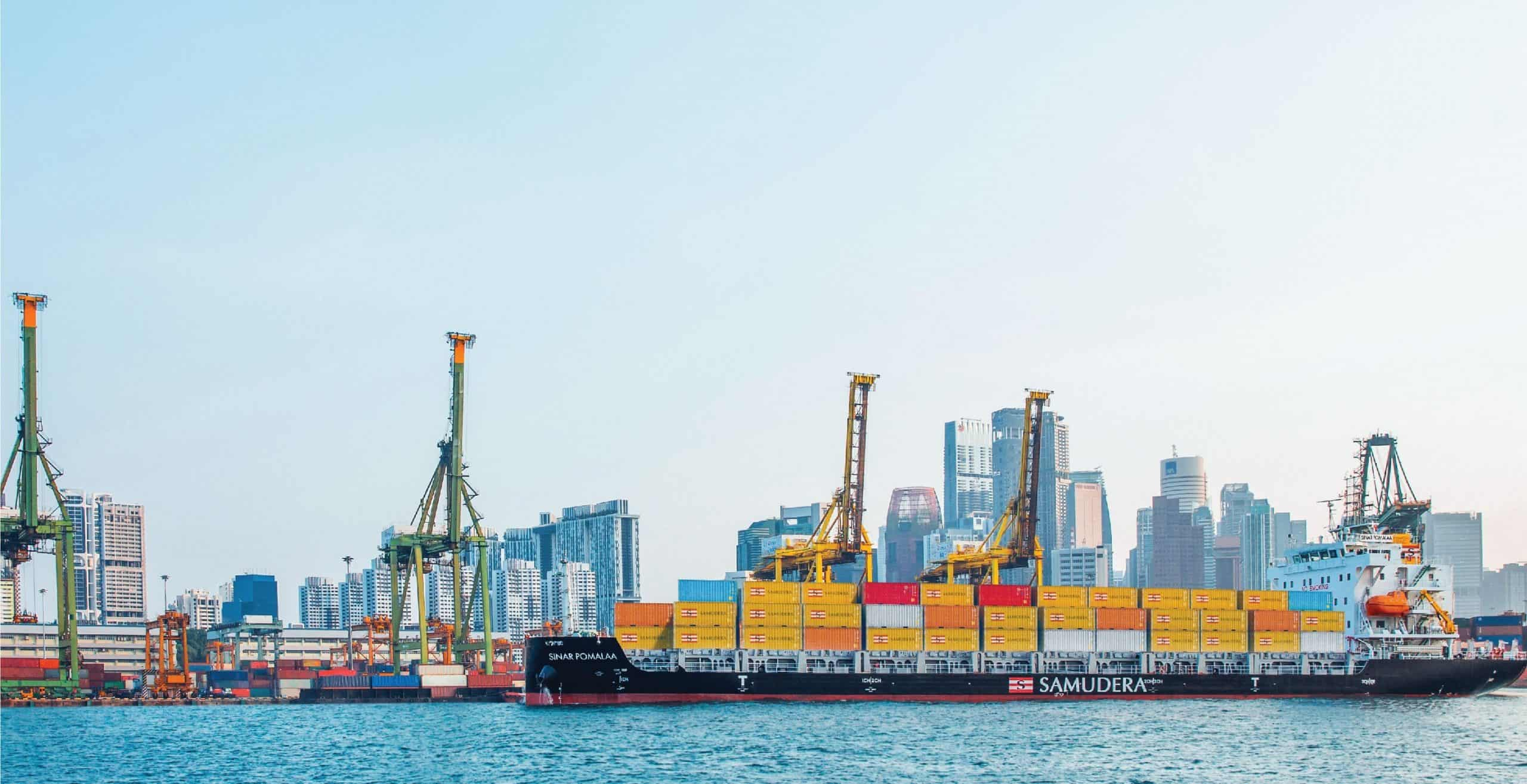 PSA and Samudera strengthen strategic partnership in solutions and logistics