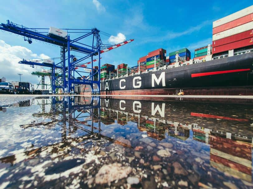 CMA CGM extends lease at terminal in Kaohsiung by 20 years