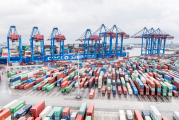 HHLA's Container Terminal Tollerort becomes preferred hub for COSCO services