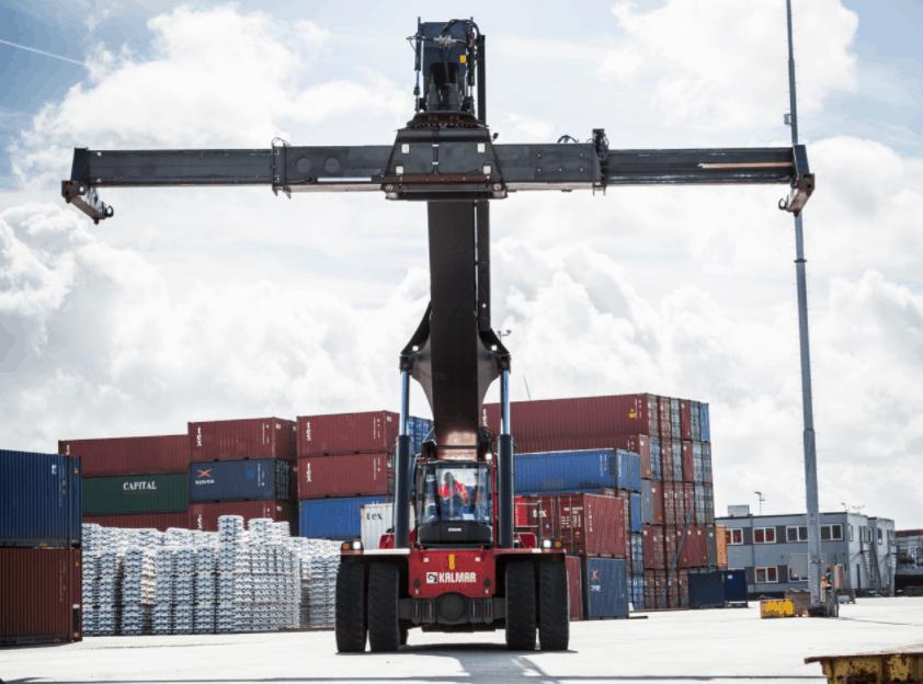 Kenya Port Authority orders additional Kalmar port equipment