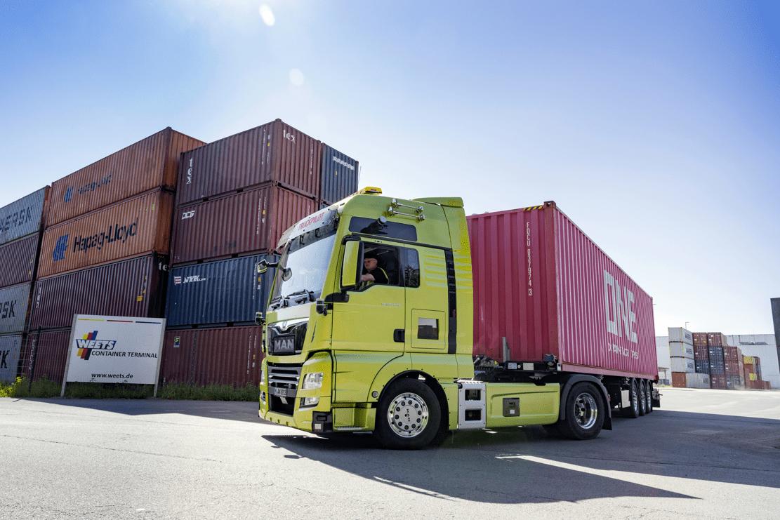 HHLA and MAN Truck & Bus complete autonomous truck pilot