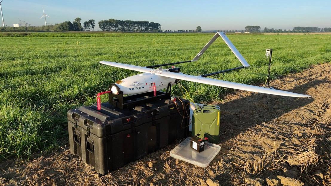 Port of Antwerp trials fixed-wing drones