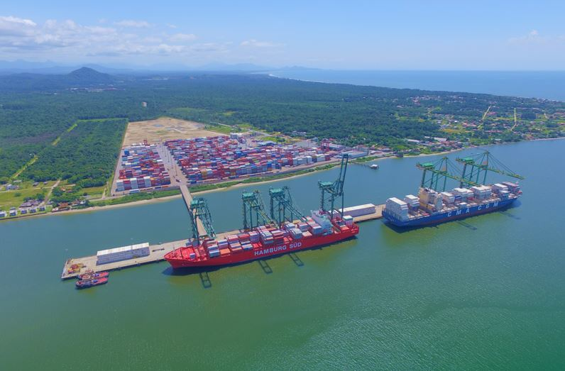 Navis delivers berth window management project at Porto Itapoá