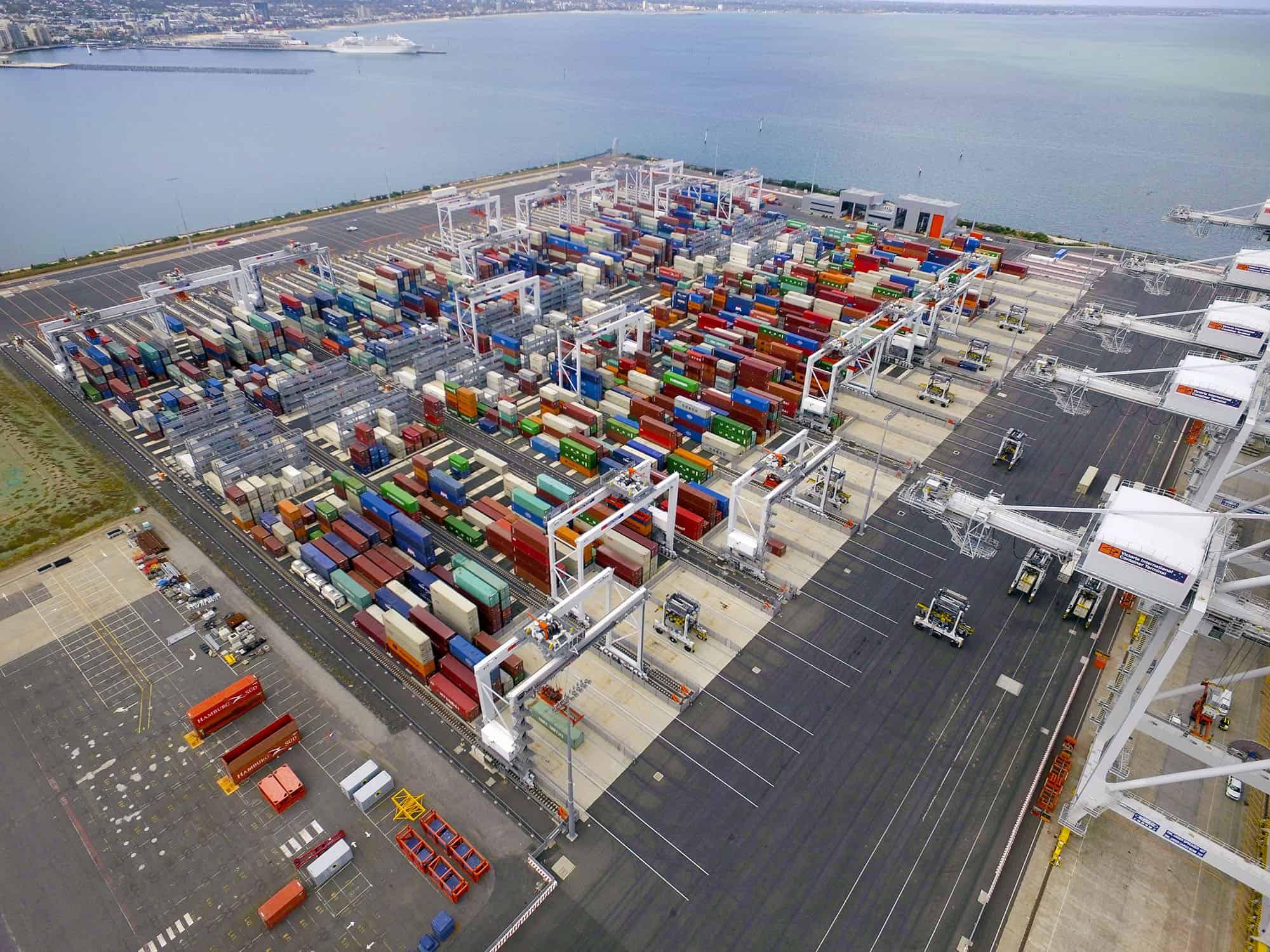 Kalmar to deliver six ASCs to Victoria International Container Terminal